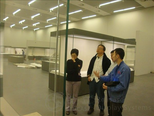 Hong Kong director studied museum display cases 3